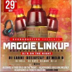 @DJ_LARNI LIVE @ MAGGIE LINK UP 2021 ALONGSIDE @LAWLESS_RAS BIRMINGHAM