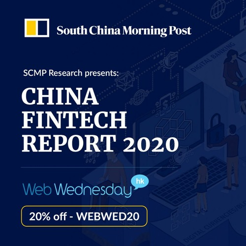"""""""China Fintech Report 2020"""" with Eugene Tang, Business Editor, SCMP (V132)"""
