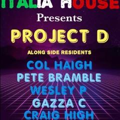 ITALIA HOUSE LIVE FEED CRAIG HIGH SAT 10TH 0CT