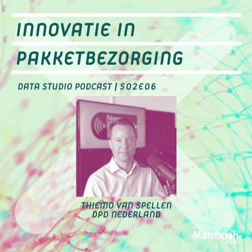 S02E06 - Innovatie in pakketbezorging