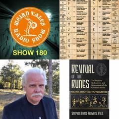 Weird Tales Radio Show #180 Runes, Magic & Nazis