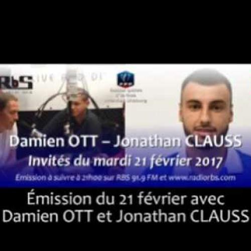 Planète Racing, épisode 257 avec Jonathan CLAUSS et Damien OTT