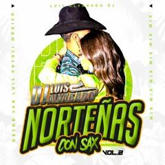 Norteño Sax Mix Vol 2 2021 Luis Alvarado Dj SLP