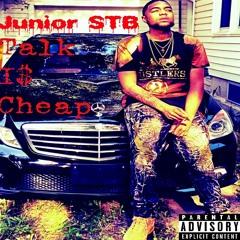 Junior STB - Talk Is Cheap Intro(Prod.By Zaa Beatz)(Official Audio)