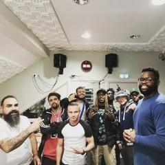 Punch'Live #2 - D.A - Ciflow - Vinnieboy Jhonson - Flexy Le Daron - Ardko - Bami Bassi (2021.10.20)