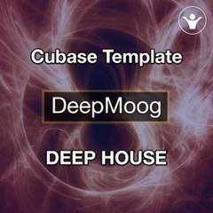 Deep Moog - Cubase Deep House Template