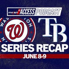 Series recap 17: Nats at Rays