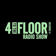4 To The Floor Radio Show Ep 24 presented by Seamus Haji