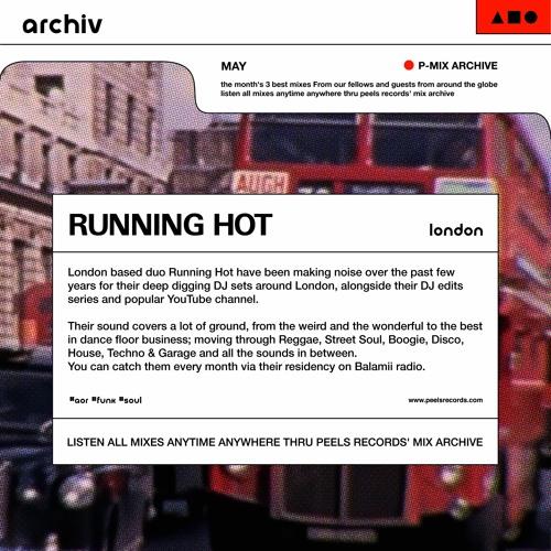 [PARCHIV0521] #04 Running Hot - London