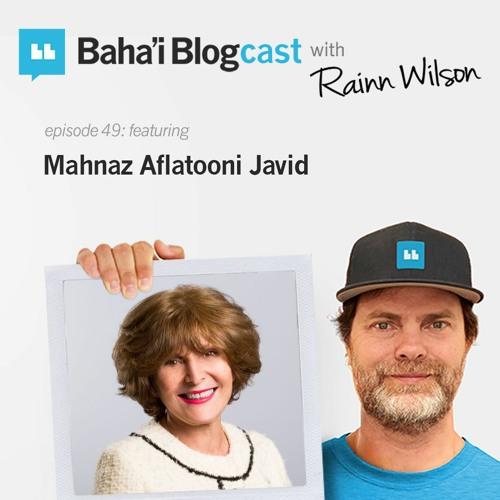 Episode 49: Mahnaz Aflatooni Javid