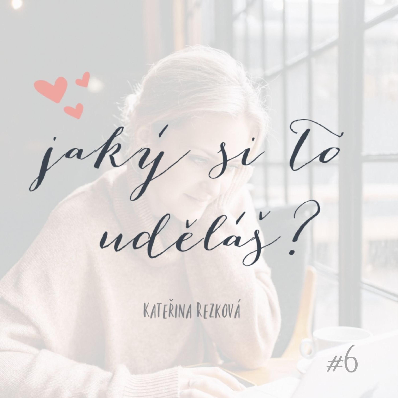#6 Jak jsem vydala svou první knihu samonákladem