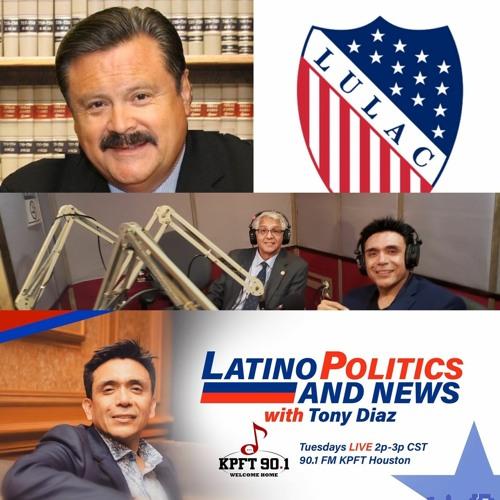 Latino Politics And News: Show 1. Houston's First Latino Mayor-Metaphor for The Latino Vote