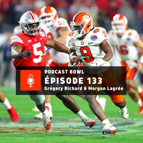 Podcast Bowl – Episode 133 : un énième Alabama-Clemson est-il inévitable ?