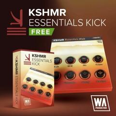 KSHMR Essentials Kick (Free Download)