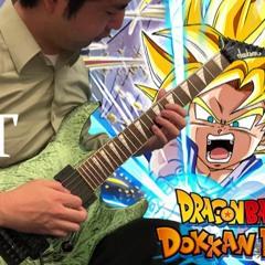 Dokkan Battle OST Guitar Cover- PHY Super Saiyan Goku Theme (GT)