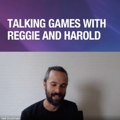 Neil Druckmann And Siobhan Reddy Join Talking Games With Reggie And Harold