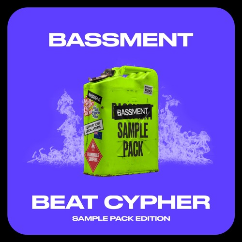 Bassment Beat Cypher Vol.01 (Sample Pack Edition)
