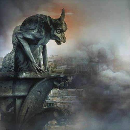 The Gargoyles Of Notre Dame