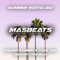 Summer Nostalgia | Childish Gambino x Tyler The Creator Type Beat