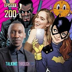 Blade Movie Gets Its Director & Batgirl Movie News Ep. 200 - T3Medias