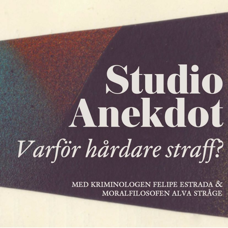 Studio Anekdot: Varför hårdare straff?
