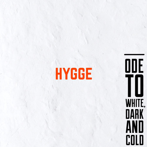Ode to White, Dark and Cold