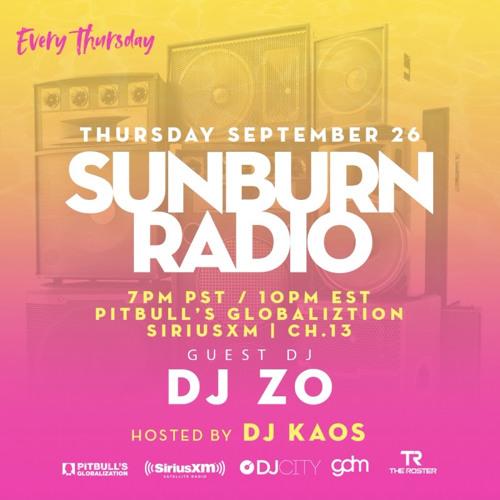 Sunburn Radio 9/26/2019