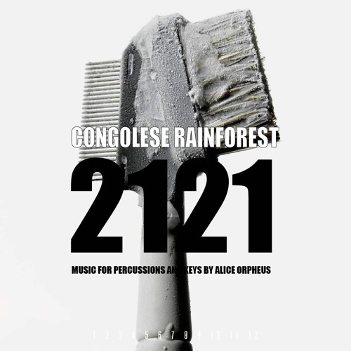 Congolian rain forest, 2121 - Percussions and keyboards