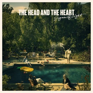 Image result for the head and the heart signs of light vinyl art