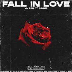Fall In Love (Ft. PCQUA) [Prod. Jayko]