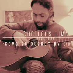 Kid Abelha - Como Eu Quero (Chellous Lima Live Cover)