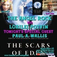 """The Angel Rock With Lorilei Potvin"""" When I have My very Special RETURNING Guest, Paul Anth"""