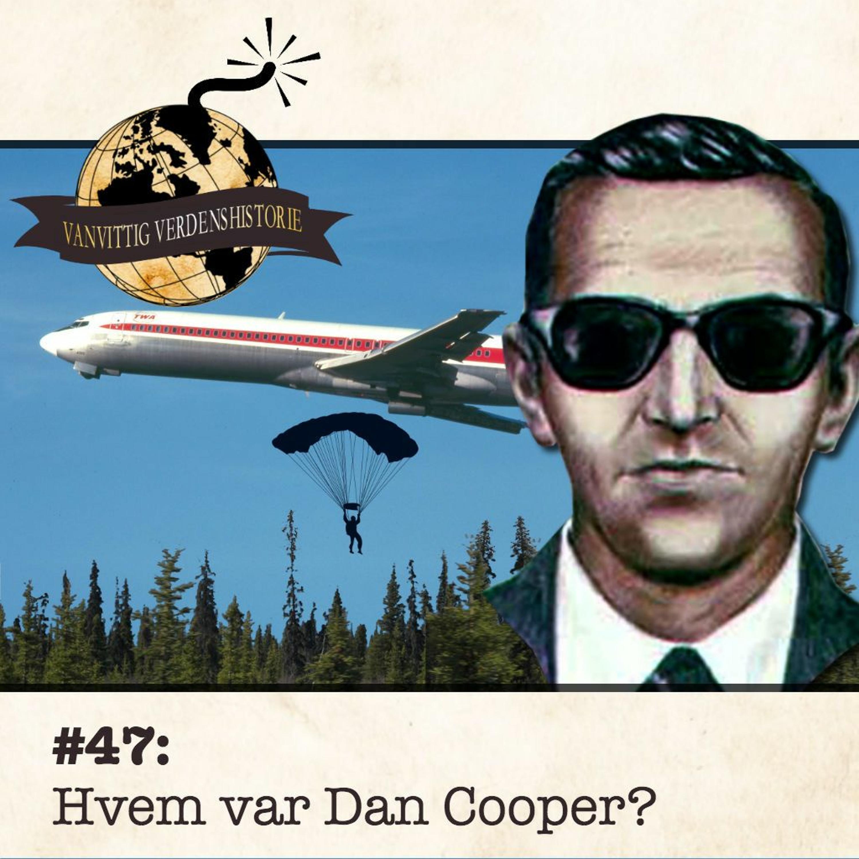 #47: Hvem var Dan Cooper?