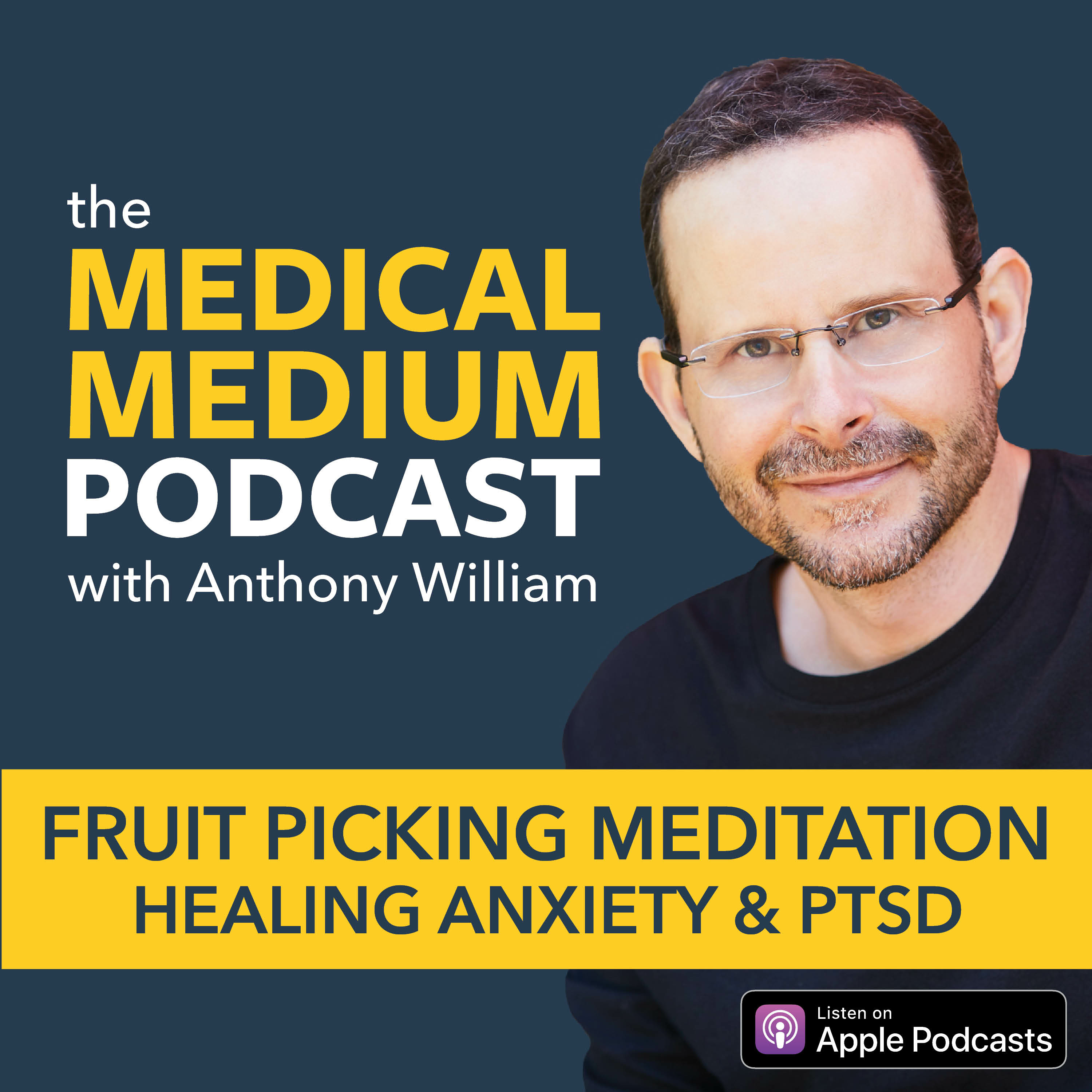 015 Fruit Picking Meditation: Healing Anxiety and PTSD