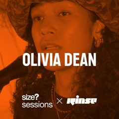 size? sessions - Olivia Dean