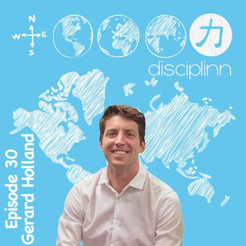 E30   Gerard Holland   Entrepreneur   International Students   Internships