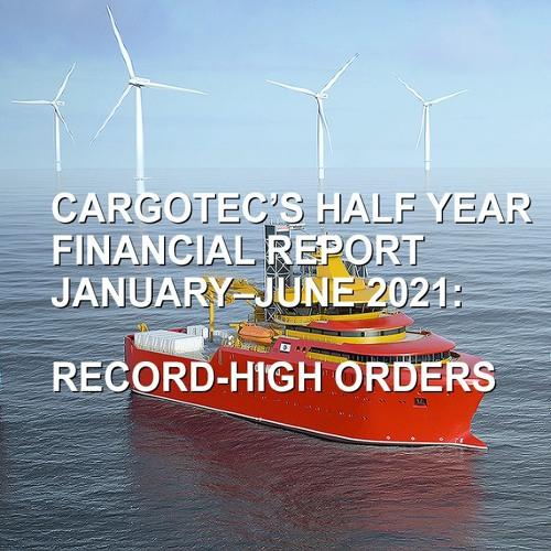 Cargotec Q2 2021 teleconference
