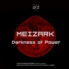 MEIZARK - Black Temporality (Original Mix)