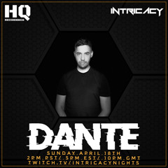 DANTE Live for Intricacy & HQ Recordings April 2021.WAV