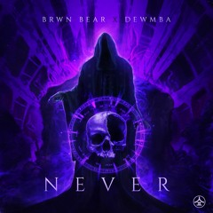 BRWN BEAR X DEWMBA - NEVER