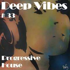 Deep Vibes #33 Progressive House [Sebastien Leger, Corei, Cahelo, Pandhora, Tinlicker, Dosem & more]