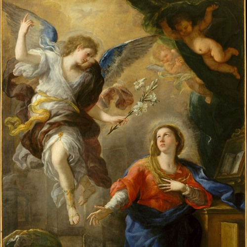 Morning Prayer 25th March 2020 The Feast of the Annunciation