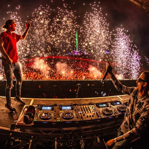 How Much Is The Fish(Bootleg) x Final Countdown (Mashup)Dimitri Vegas & Like Mike & Quintino