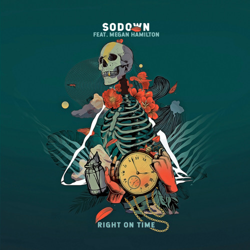 SoDown feat. Megan Hamilton - Right On Time