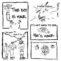 SG005 The Boy Is Mine - Demenz, Moig, Elexen