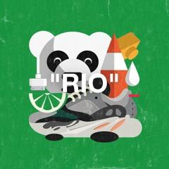 """RIO"" | Bad Bunny x J Balvin Type Beat | Reggaeton Instrumental 2021"