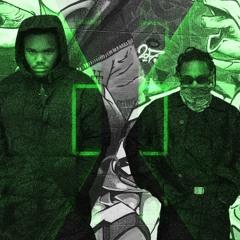 Kendrick Lamar Feat Baby Keem (Type Beat) - Alien Flow