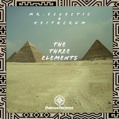 PR116 : Mr.Eclectic & KeithCrum - The Three Elements (Original Mix)