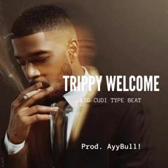 "Kid Cudi Type Beat ""Trippy Welcome"" (Prod. AyyBull!)"