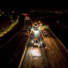 Comment sont gérées les coupures nocturnes de l'A480 ?